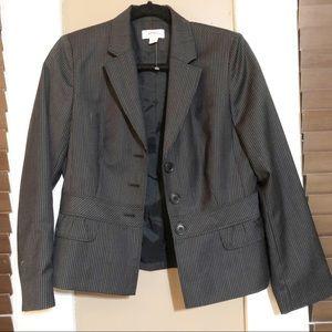 NWOT Ann Taylor LOFT pinstripe blazer - 8P